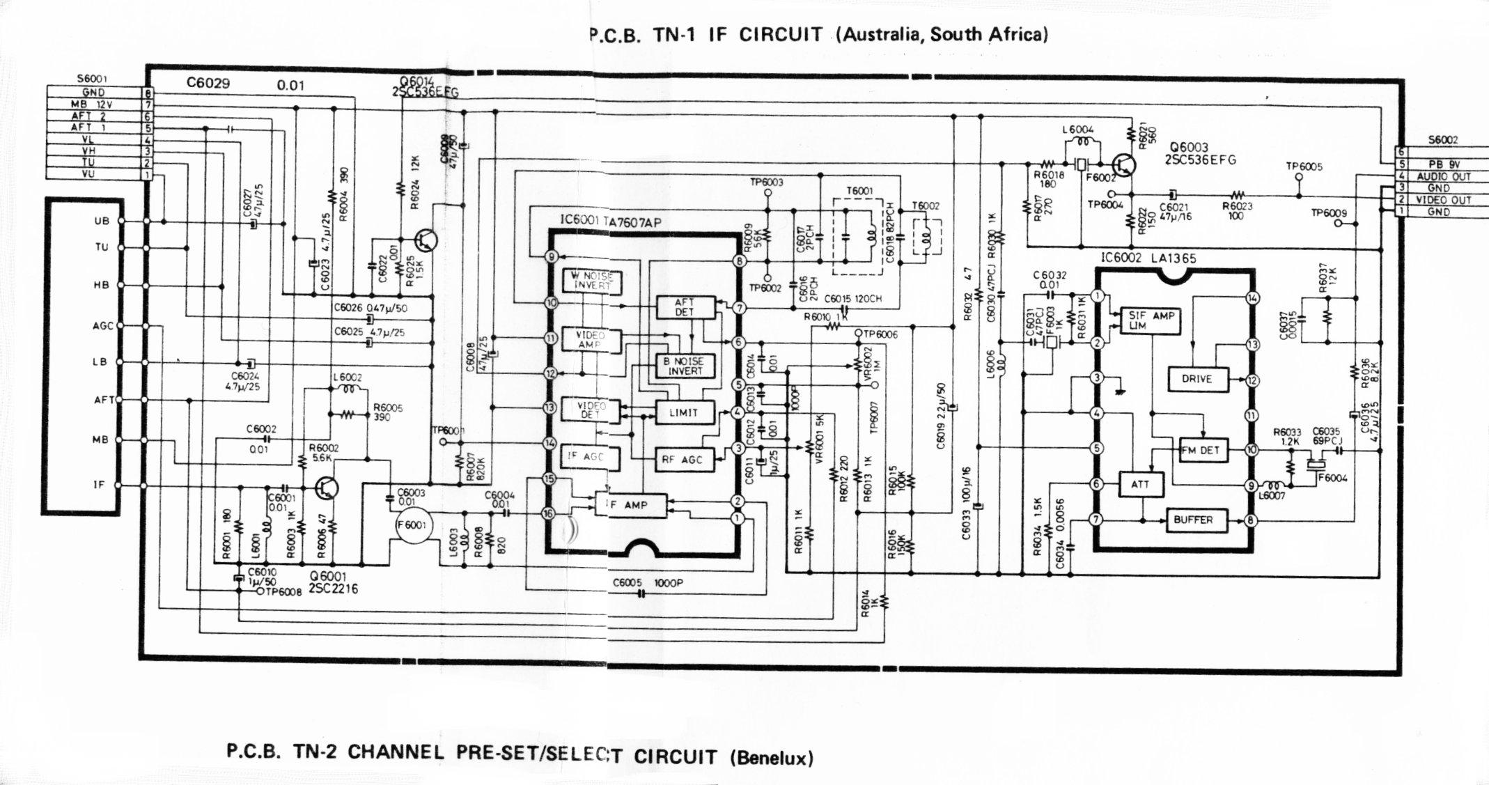 tv tuner schematic diagram circuit and schematics diagram FM Radio Transmitter Circuit Schematic Circuit Diagram